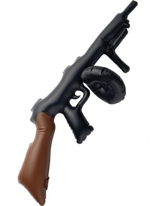 Inflateable Tommy Gun